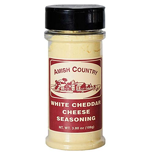 Check Out This Amish Country Popcorn | White Cheddar Cheese - 3.8 oz Popcorn Seasoning | Old Fashion...