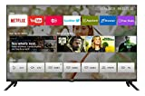 CHiQ U55H7L UHD 4K Smart TV, 55 Pouces (139cm), HDR 10/HLG, WiFi, Bluetooth, Youtube, Prime Video,Netflix 5,1, Youtube, Triple Tuner, Chromecast Built-in