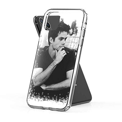 Sexdety Funda Phone Case Compatible con iPhone 7 Plus/8 Plus Case Dylan O'Brien Case Cover