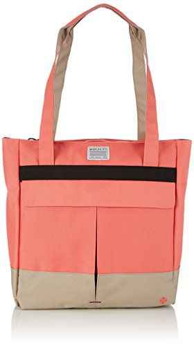 Brunotti Damen BB Shopper, Pink (Hot Pink 307), 34x38x15 cm