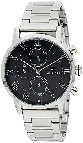 Tommy Hilfiger Uhr mit Edelstahl Armband