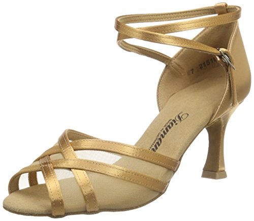 Diamant Damen Latein Tanzschuhe 035-087-087, Chaussures...