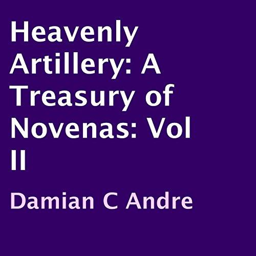 Heavenly Artillery audiobook cover art