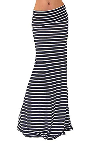 Spring Fresh and Sweet Women's Clothing High Waist Stretch Skirt Hip Skirt Printed Mid-Length Skirt