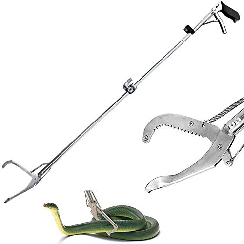 Ouronehome 60' Snake Tongs Professional...