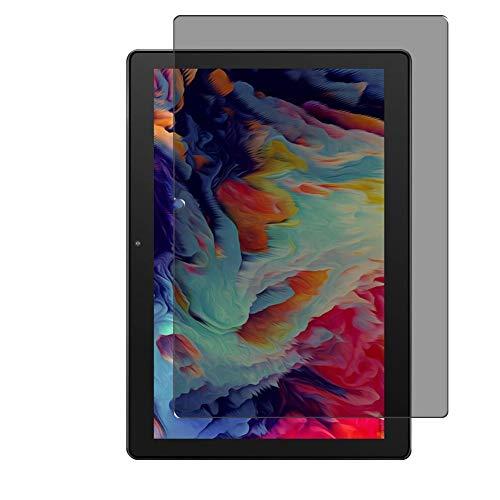 Vaxson TPU Pellicola Privacy, compatibile con Dragon Touch Tablet 10.1' NotePad K10 Note Pad, Screen Protector Film Filtro Privacy [ Non Vetro Temperato ]