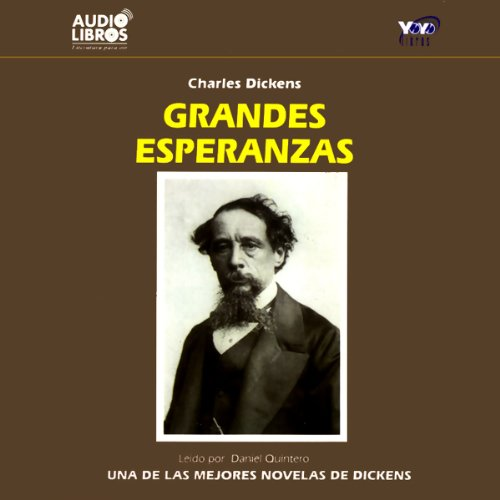 Grandes Esperanzas [Great Expectations] audiobook cover art