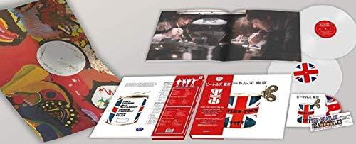 Beatles in Tokyo (Lim.Deluxe White 2-Lp+Dvd-Set)