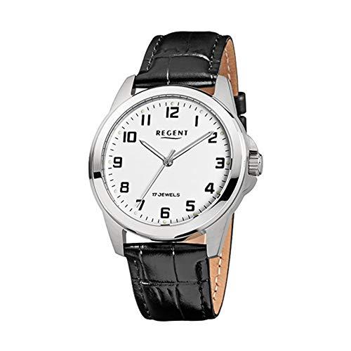 Handaufzug Uhr Regent F819