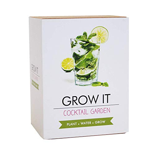 Gift Republic: Grow It Grow Your Own Cocktail Garden
