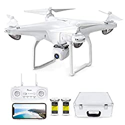 Drone with 1080P Camera HD Live Video RC Quadcopter for Adult Beginner teenager and experts