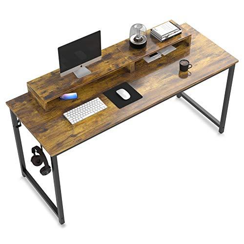 Aminigram Store 47 inch Rustic Board Computer Desk
