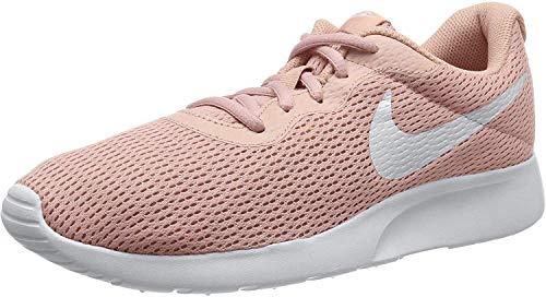 Nike Damen Tanjun Laufschuhe, Mehrfarbig (Particle Beige/Phantom/White 202), 41 EU