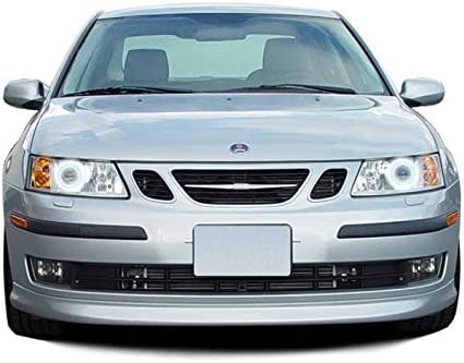 SAAB 9-3 1997-2015 2x H7 Kit Car LED Headlight Turbo Cool Fan Bulbs PURE WHITE