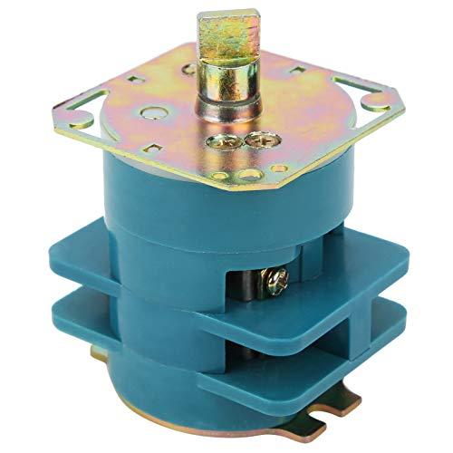 Jeanoko Interruptor de transferencia, conductividad eléctrica, retardante de llama, interruptor universal, para protector para integrador de iluminación
