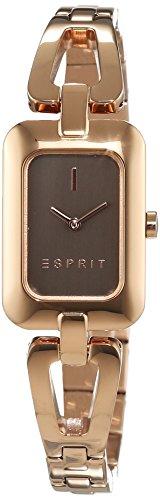 Esprit Damen-Armbanduhr Analog Quarz Edelstahl ES108512003