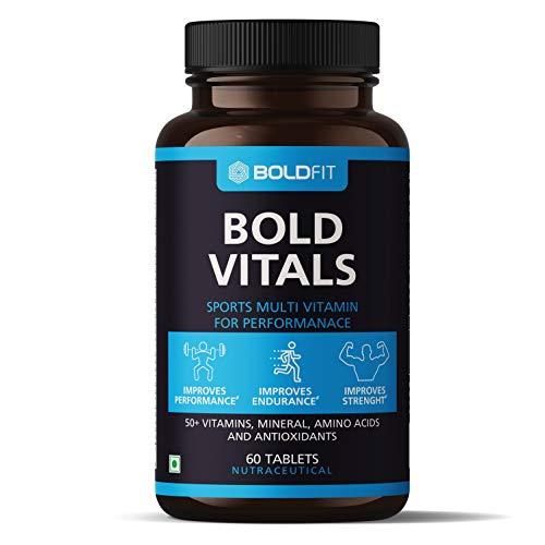 Boldfit Sports multivitamin supplements for men...