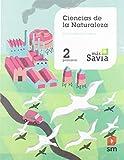 Ciencias de la naturaleza. 2 Primaria. Más Savia. Valencia