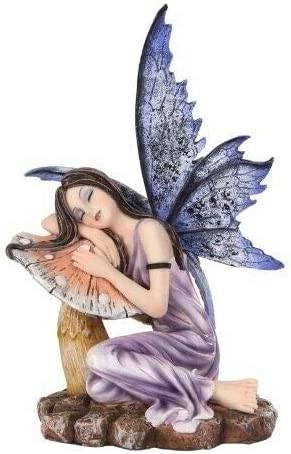 Kelly Genuine Free Shipping Sophia 5.25 Inch Fairyland Mushro Ranking TOP6 Fairy on Purple Sleeping