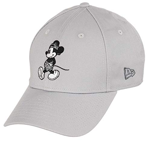 New Era Mickey Mouse 9forty Adjustable Women cap Disney Edition Grey - One-Size