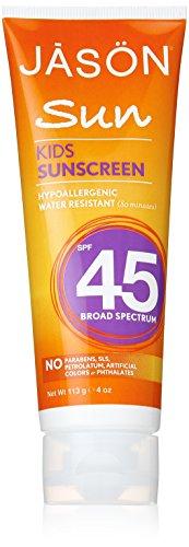 Jason Kids Sunscreen Lotion SPF 45 4 oz