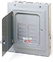 Eaton Br612L125Sdp Br Series Indoor Main Lug Load Center, 125 Amp, 6 to 12 Circuits