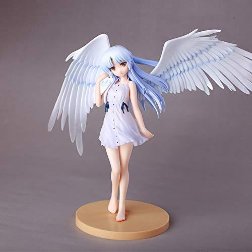 XUEKUN Angel Beats! Tachibana Kanade,Sword Art Online Yui 15cm/13cm Action-Figur-animierte Charaktere Skulptur Statue Modell Souvenir Spielzeug Dekorationen Tachibana Kanade