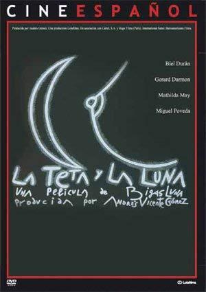 Die Titte und der Mond / The Tit and the Moon ( La Teta y la luna ) ( La Teta i la lluna ) [ Spanische Fassung, Keine Deutsche Sprache ]