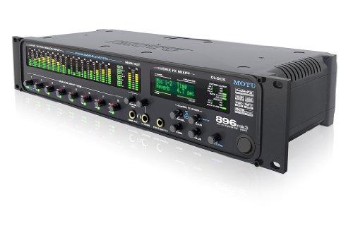 Interfaz audio firewire MOTU 896MK3