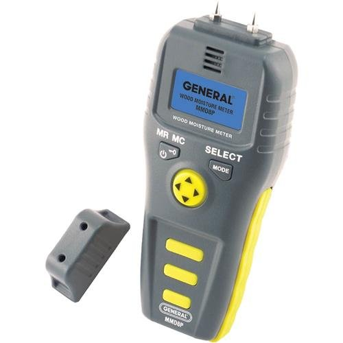 General Tools MMD8P Best wood moisture meter for woodworking