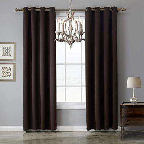 Effen kleur gordijn stofdicht gordijn kamer gordijn slaapkamer gordijn woonkamer hoge schaduw 140 * 260CM