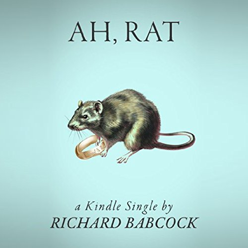 Ah, Rat audiobook cover art