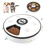 Best Cat Feeders - Chintu Automatic Cat Feeder with Timer - 6 Review