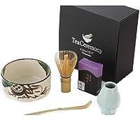 抹茶セット 宇治抹茶と茶筅直しもついてくる お抹茶セット 茶道具 徳増茶道具専門店オリジナル簡単な抹茶の点て方説明書付き