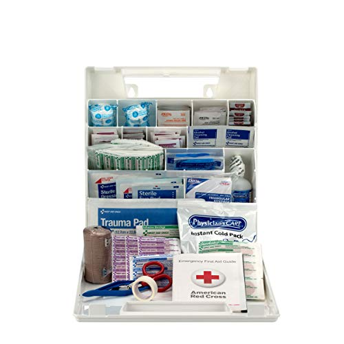 First Aid Only 195 Piece First Aid Kit OSHA Compliant 225AN