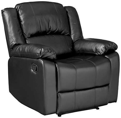 Relax A Lounger Logan Reclining Chair, 37.4