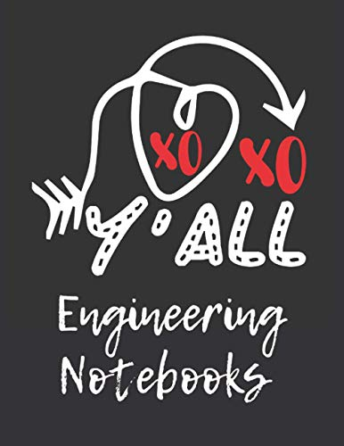 XoXo Y'all Engineering Notebooks: Engineering Notebook | Grid Of Equilateral Triangles Math geometry projects | or Schools and Colleges projects. Ideal For 3D Printer projects.