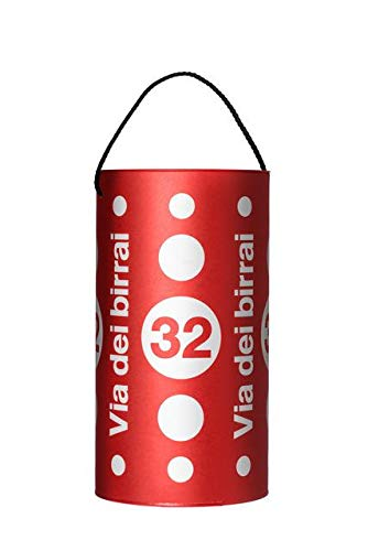 32 Via dei Birrai Fustino porta 3 bottiglie (VUOTO)