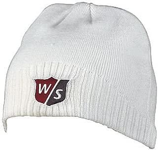 Wilson Staff Beanie (One Size) Golf Hat