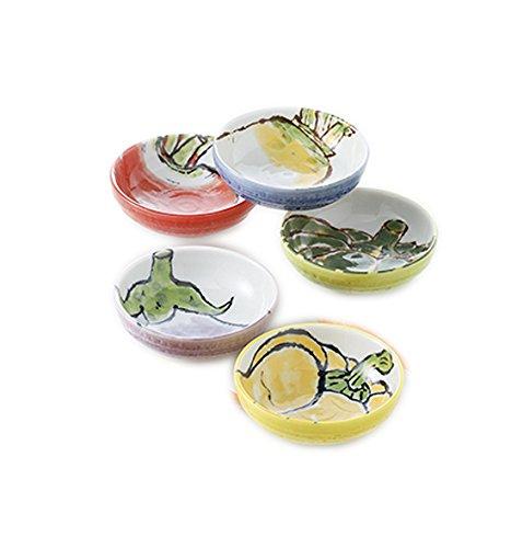 京野菜3寸小鉢揃 8228