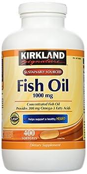 Best kirkland fish oil 1200 mg Reviews