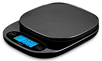 Ozeri ZK24 Garden and Kitchen Scale with 0.5 g  0.01 oz  Precision Weighing Technology