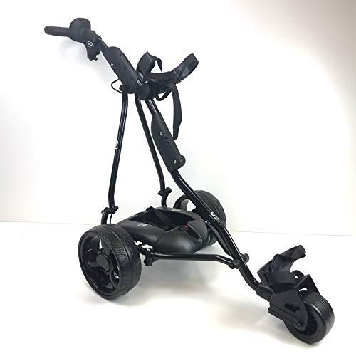 Powerhouse Chariot de Golf électrique au Lithium, Noir
