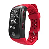 FZXL Buceo S908 GPS Banda Inteligente Pulsera Reloj IP68...