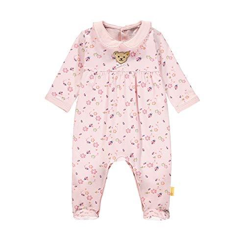 Steiff Baby-Mädchen Strampler Nachthemd, Almond Blossom, 062
