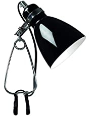 Nordlux Klemlamp Cyclone 15W E14 zwart 73072003