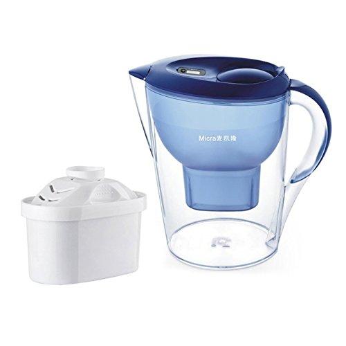 FYstar 3.5L Großer Haushaltsgebrauch Wasserkocher Wasseraufbereitungskrug Wasserfilter Reiniger Gesunder Wassertopf Wasserkocher