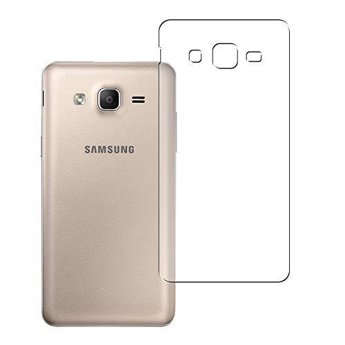 Vaxson 2 Unidades Protector de pantalla Posterior, compatible con Samsung Galaxy Grand On5 / On5 Pro / one5 [No Vidrio Templado] TPU Película Protectora Espalda Skin Cover