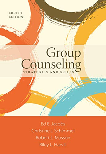 Download Group Counseling: Strategies and Skills 1305087305