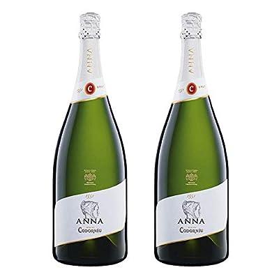 Anna de Codorniu Brut Cava 75cl x 2 Bottles